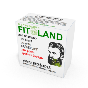 Шампунь для роста бороды fitoland