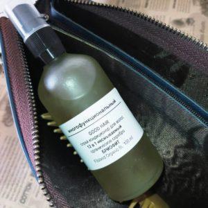 Натуральный спрей кондиционер для жирных волос Fitoland