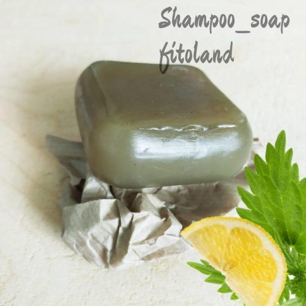 Шампуневое мыло Крапива Fitoland