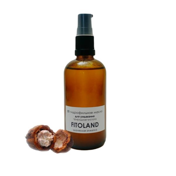 01 Гидрофильное масло для умывания Fitoland